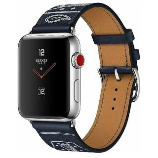 アップルウォッチ(Apple Watch)のApple Watch HERMES アップルウォッチ エルメス 38mm(腕時計(デジタル))