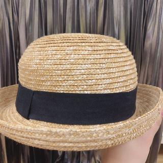 ウィゴー(WEGO)の麦わら帽子(麦わら帽子/ストローハット)
