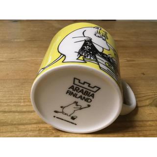 アラビア(ARABIA)のムーミン マグカップ(マグカップ)