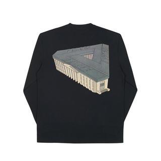 L PALAZZO LONGSLEEVE PALACE  SKATEBOARDS(Tシャツ/カットソー(七分/長袖))
