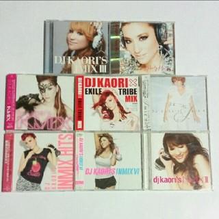 DJ KAORI CD 8枚セット 送料無料(R&B/ソウル)