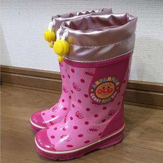アンパンマン(アンパンマン)のアンパンマン 長靴 女の子 新品 15cm (長靴/レインシューズ)