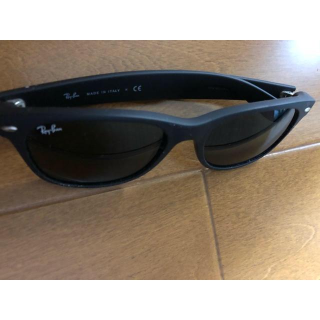 169740e2e2504e Ray-Ban(レイバン)の正規品 レイバン サングラス マットブラック メンズのファッション