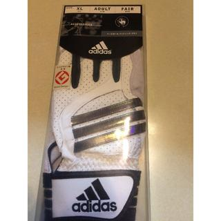 アディダス(adidas)のタイムセールadidasバッティンググローブClimacool両手XL(グローブ)