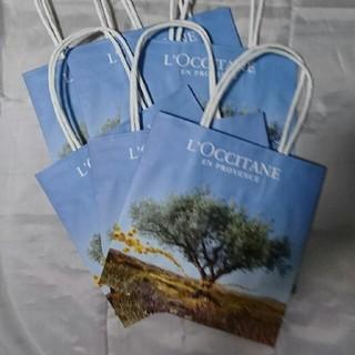 ロクシタン(L'OCCITANE)のロクシタン紙袋 小 (ショップ袋)