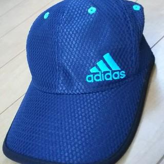 アディダス(adidas)のアディダス☆adidas☆帽子☆メッシュキャップ☆キッズ☆子ども(帽子)