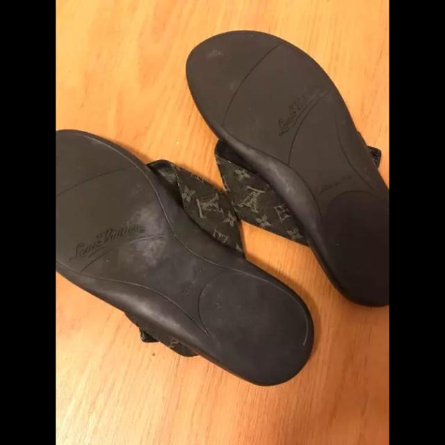 LOUIS VUITTON(ルイヴィトン)のルイヴィトン サンダル正規品 検GUCCI CHANEL バレンシアガ zara レディースの靴/シューズ(サンダル)の商品写真