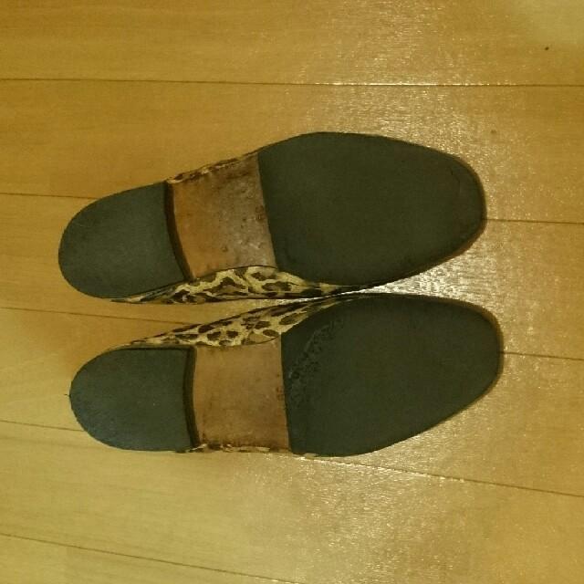 Plage(プラージュ)のポルセリ 38 レディースの靴/シューズ(バレエシューズ)の商品写真