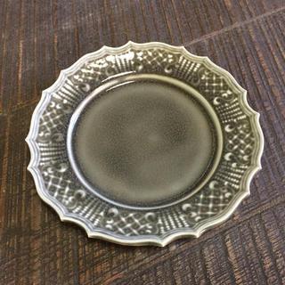 値引可 入手困難 新品 阿部慎太朗 皿 アンティーク 洋皿 笠間焼 益子焼 食器(食器)