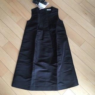 スコットクラブ(SCOT CLUB)の新品SCOTCLUBスコットクラブワンピース黒7号9号ハリ感フォーマルドレス(その他ドレス)