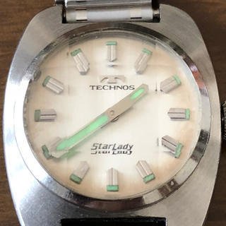 テクノス(TECHNOS)のテクノス 腕時計 レディース スイス (腕時計)