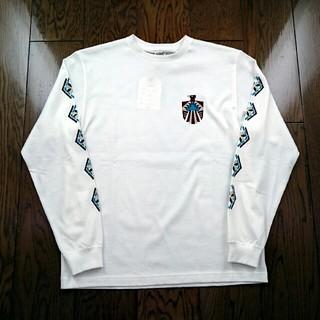 キャリー(CALEE)のCALEE Multi color print L/S T-shirt キャリー(Tシャツ/カットソー(七分/長袖))