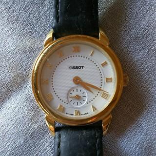 ティソ(TISSOT)の時計(腕時計)
