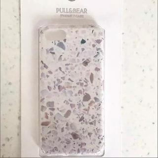 ザラ(ZARA)の【新品•未使用】PULL&BEAR のモザイク柄のiPhone7 カバーケース(iPhoneケース)