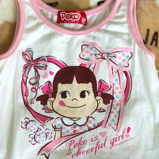 フジヤ(不二家)のペコちゃんセット 90 95(Tシャツ/カットソー)
