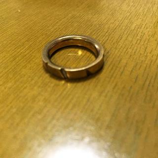 金色の指輪(リング(指輪))