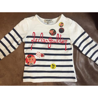 ジャンポールゴルチェ ベビーTシャツ(長袖)