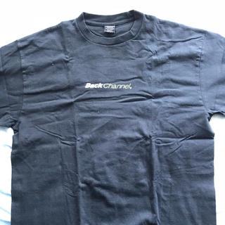 バックチャンネル(Back Channel)のバックチャンネル Tシャツ 黒(Tシャツ/カットソー(半袖/袖なし))