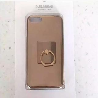 【新品•未使用】バンカーリングスマホリング iphone7用