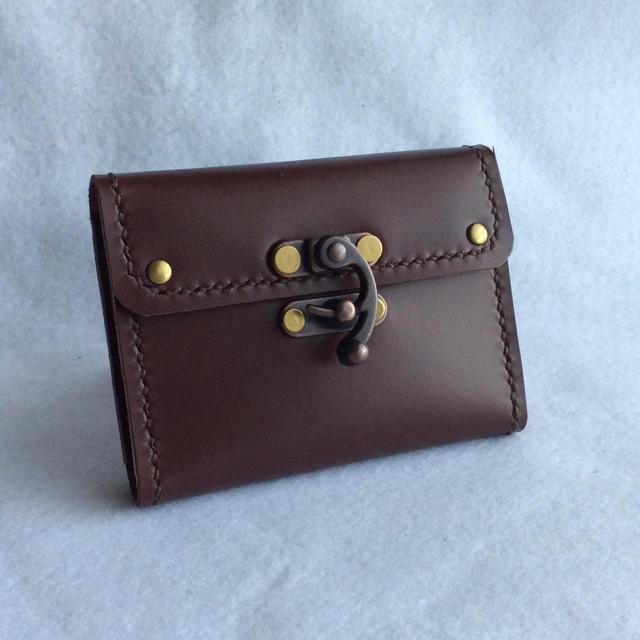 d5630cd6a5b9 本革 コインキャッチャー 財布の通販 by ☆ hana ☆'s shop|ラクマ