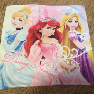 シマムラ(しまむら)のクッションカバー 枕カバー アリエル Disney(クッションカバー)