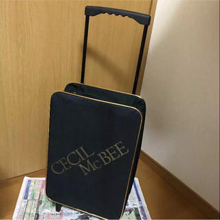 セシルマクビー(CECIL McBEE)のCECIL McBEE キャリーバッグ(スーツケース/キャリーバッグ)