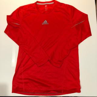 アディダス(adidas)のAdidas メンズ長袖Tシャツ(Tシャツ/カットソー(七分/長袖))