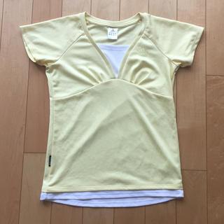 アディダス(adidas)のアディダス スポーツ Tシャツ Mサイズ(ウェア)