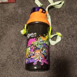 【中古】スプラトゥーン  水筒 480ml(水筒)