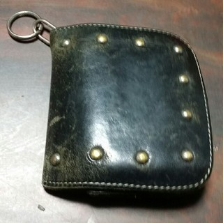 レッドムーン(REDMOON)の折り畳み財布(折り財布)