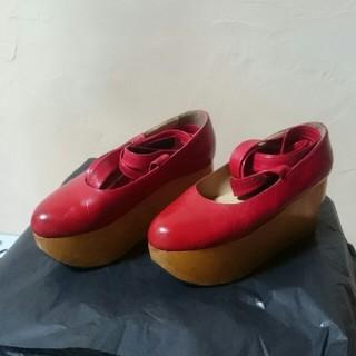 ヴィヴィアンウエストウッド(Vivienne Westwood)のヴィヴィアンウエストウッド ロッキンホース バレリーナ(ローファー/革靴)