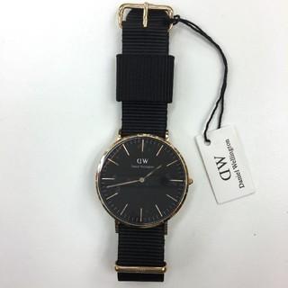 ダニエルウェリントン(Daniel Wellington)のカフェオレ様専用♪Daniel Wellington 40mm 腕時計 ナイロン(腕時計(アナログ))