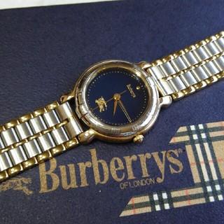 e185b66bfa バーバリー(BURBERRY) 黒 腕時計(レディース)の通販 45点 | バーバリーの ...