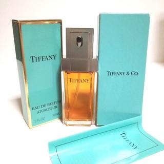 ティファニー(Tiffany & Co.)のp_c_shiro様 専用★ティファニー オードパルファムアトマイザー 30ml(香水(女性用))
