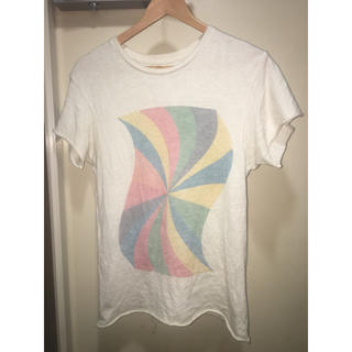 ジエルダーステイトマン(The Elder Statesman)のTHE ELDER STATESMENT Tシャツ(Tシャツ/カットソー(半袖/袖なし))