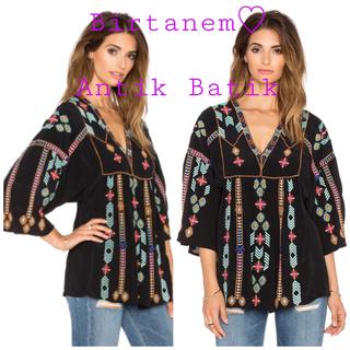 アンティックバティック(Antik batik)のフランス♡Antik Batikアンティックバティック♡ボヘミアンチュニック(チュニック)