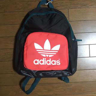 アディダス(adidas)のadidas アディダス リュック 黒(リュック/バックパック)