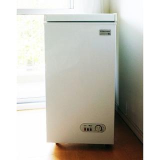 エレクトロラックス(Electrolux)の☆魔神様専用 冷凍庫 65L Electrolux ECB65 中古 お引取希望(冷蔵庫)