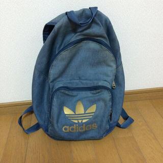 アディダス(adidas)のadidasリュック♡本日限定値下げ(リュック/バックパック)