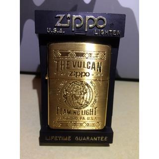 ジッポー(ZIPPO)のZIPPO THE VULCAN  FLAMING LIGHT(タバコグッズ)