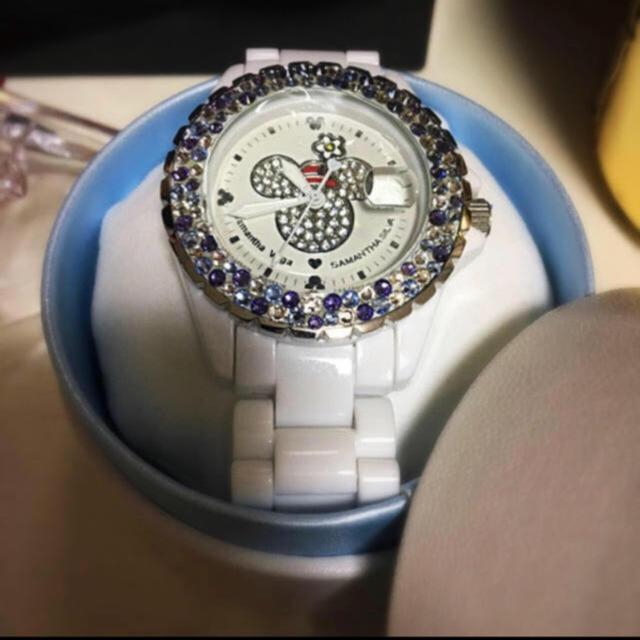 Samantha Silva(サマンサシルヴァ)のサマンサ 腕時計 レディースのファッション小物(腕時計)の商品写真