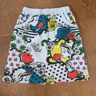 ディズニー(Disney)のスカート 白雪姫(ひざ丈スカート)