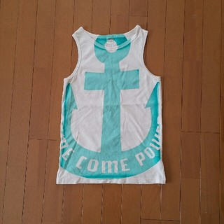 コムコムパワー(Come Come POWER)のタンクトップ(Tシャツ(半袖/袖なし))