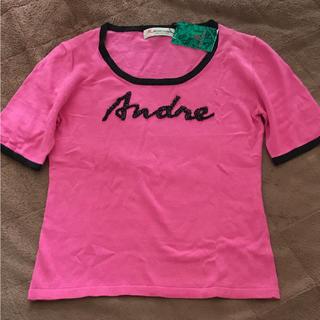 アンドレルチアーノ(ANDRE LUCIANO)のアンドレルチアーノ・カットソー(Tシャツ(半袖/袖なし))