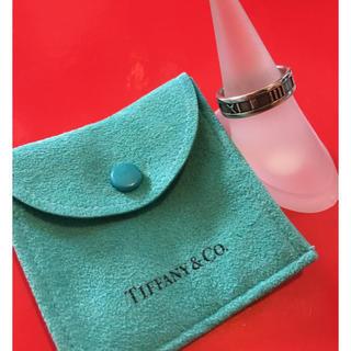 ティファニー(Tiffany & Co.)のTIFFANY&Co.  アトラスリング  (中古品)(リング(指輪))