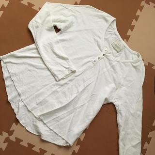 アングリッド(Ungrid)のアングリッド  ヘンリーネックTシャツ(Tシャツ/カットソー(七分/長袖))
