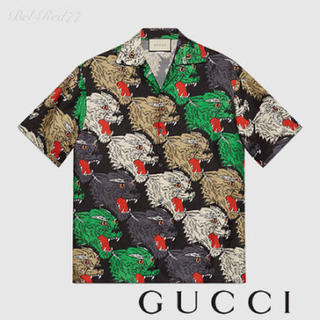 専用 GUCCI パンサーフェイス セット(Tシャツ/カットソー(半袖/袖なし))