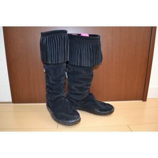 ナイキ(NIKE)のNIKE  ロングブーツ ナイキ エアチャッカモックHI 25cm(ブーツ)