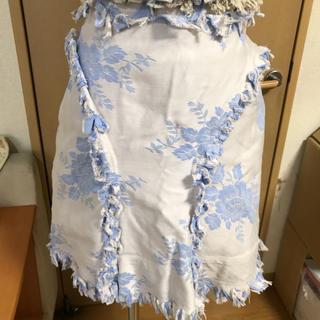 ヴィヴィアンウエストウッド(Vivienne Westwood)のヴィヴィアン ゴブランローズ スカート(ひざ丈スカート)