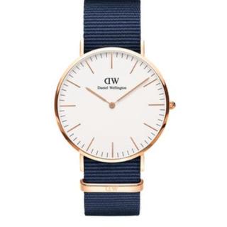 ダニエルウェリントン(Daniel Wellington)のダニエルウェリントン classic bayswater 40mm(腕時計(アナログ))